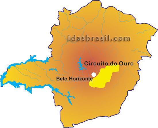 Circuito do Ouro - Ouro Preto - Site Oficial de Turismo